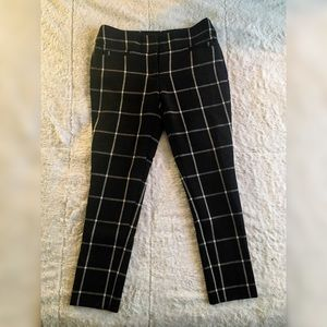 Loft Grid Trousers